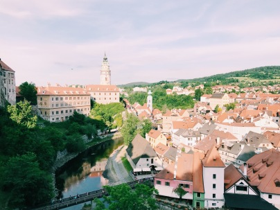 Heritage castle landscape